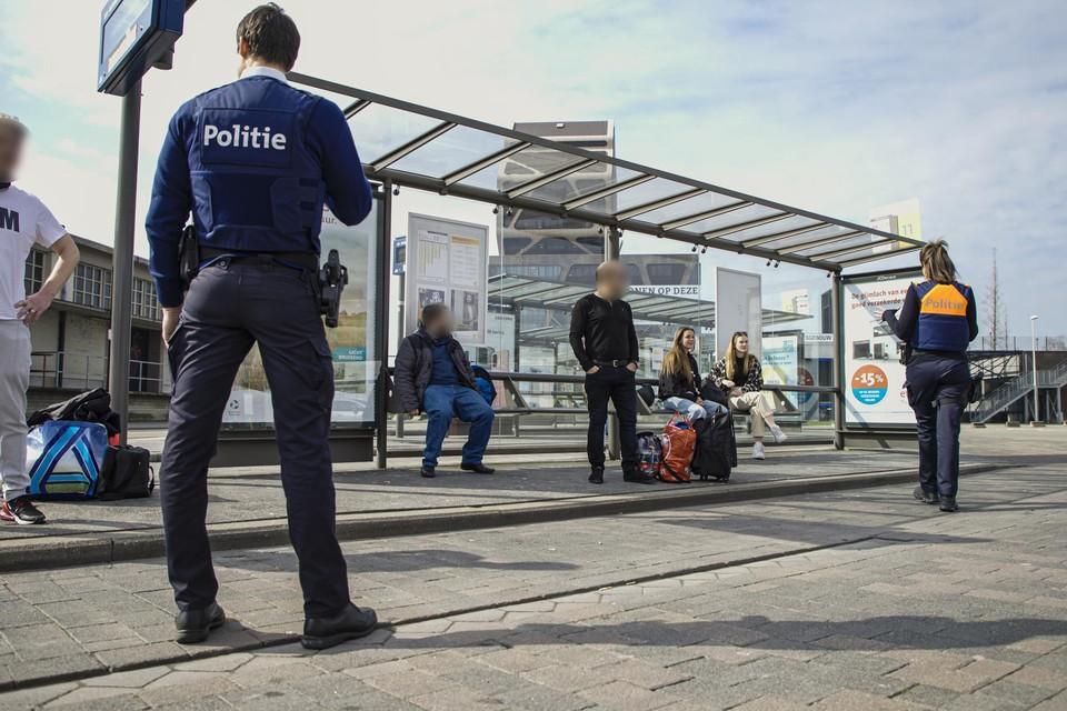 Onder meer de politie LRH zal opnieuw coronaploegen inzetten, zoals in maart.