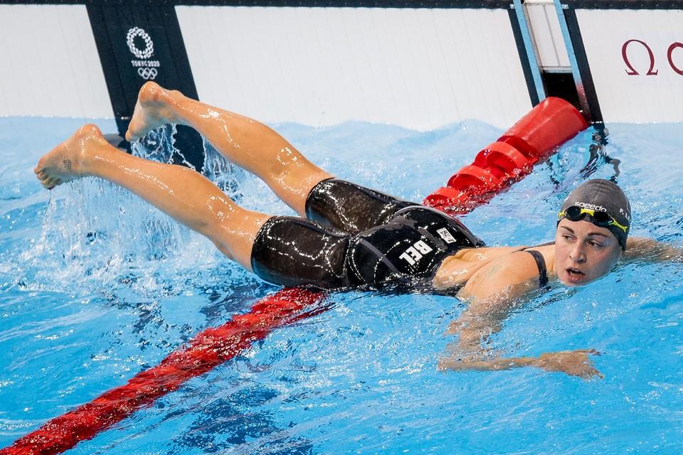 Zoek niet naar de namen van Louis Croenen en Fanny Lecluyse, want zij nemen deel aan de Spelen in Tokio.