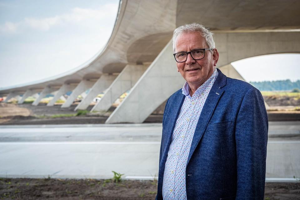 Projectmanager Hans van Zandvoort