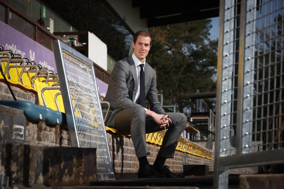 Simon Van Kerckhoven was een jaar lang aan de slag als COO bij Lommel SK.