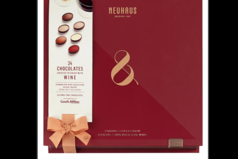 Pralinedoosje - 28 euro - Neuhaus