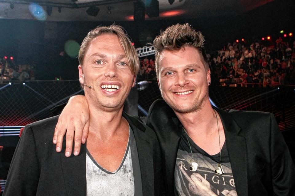 """Regi en Koen Buyse: """"Het is een hele eer om de muziek te verzorgen voor het WK wielrennen""""."""