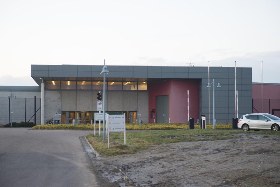 De Hasseltse gevangenis.