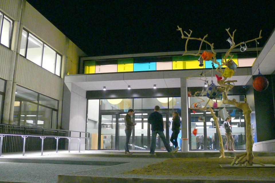 Sporthal De Kimpel in Bilzen moet tegen 1 februari operationeel zijn.