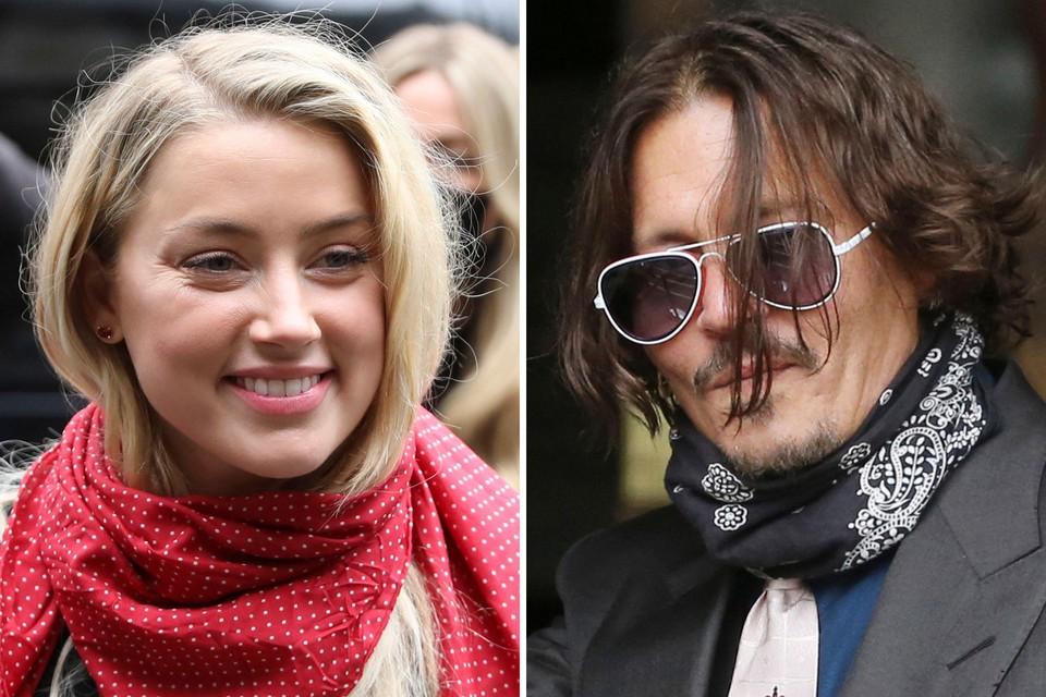 Amber Heard vs. Johnny Depp: de strijd gaat voort.