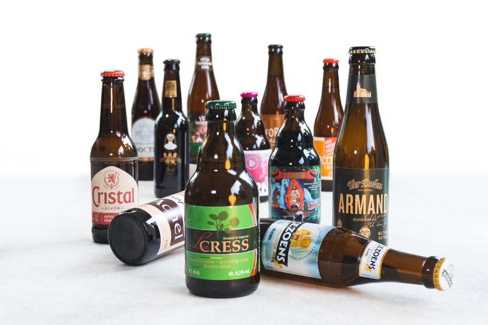 12 Limburgse bieren