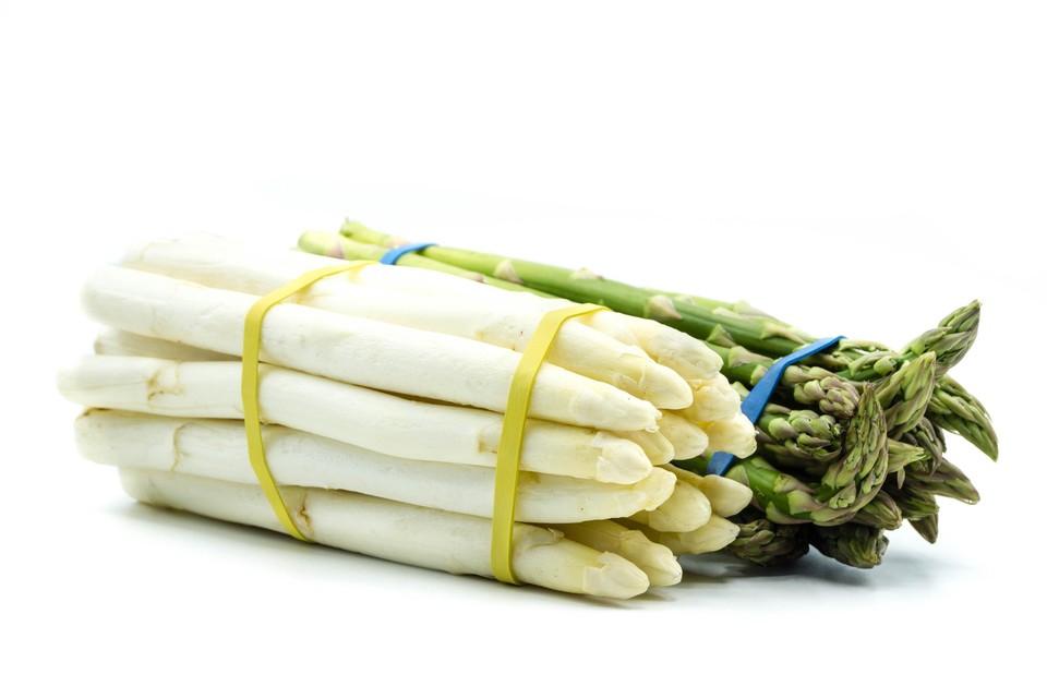 Met asperges haal je de lente in huis.