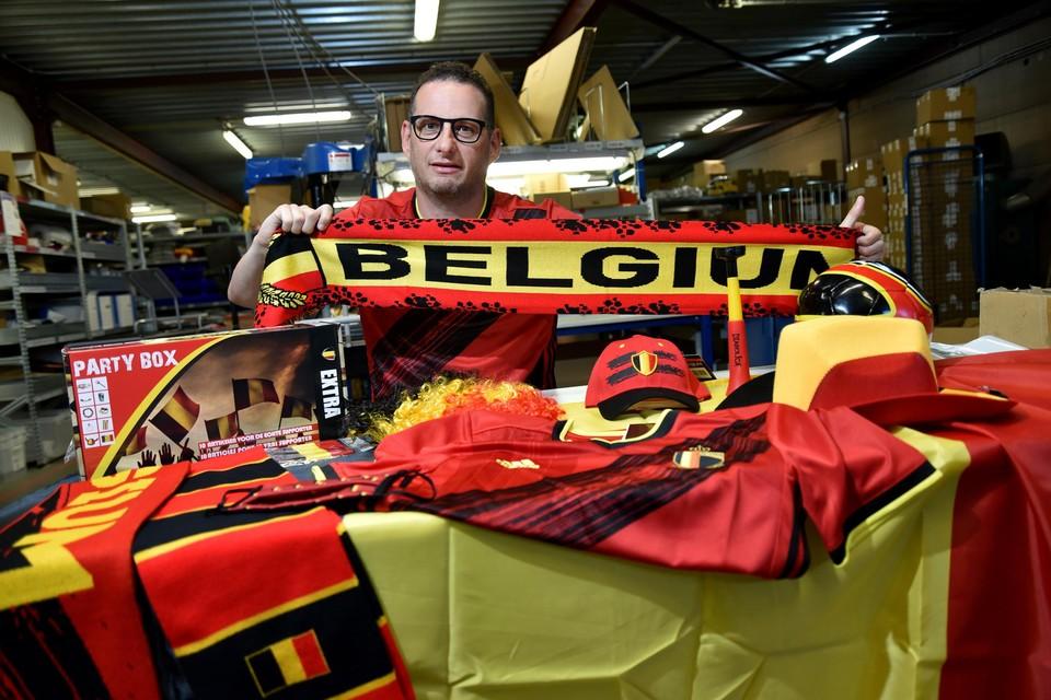Jo Appeltans, van een kraampje met sjaals tot een omzet van 4 miljoen euro.