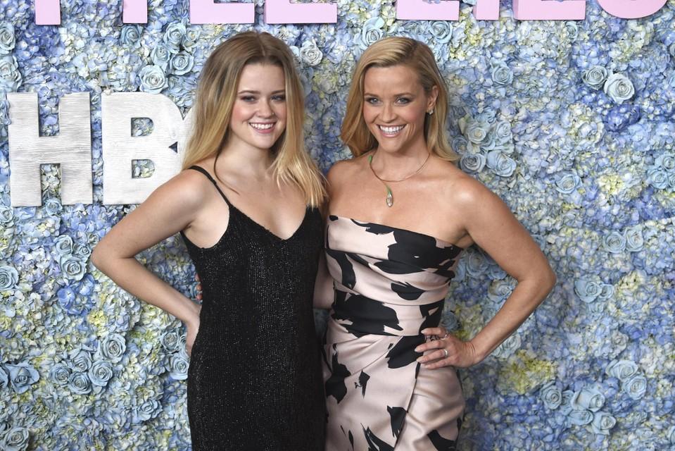 Reese Witherspoon en dochter Ava, die in september 22 jaar wordt.