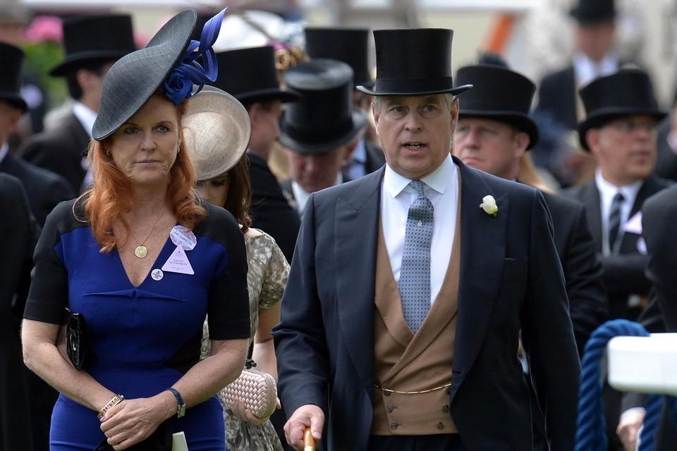 Gaan prins Andrew en Sarah Fergusonopnieuw trouwen?