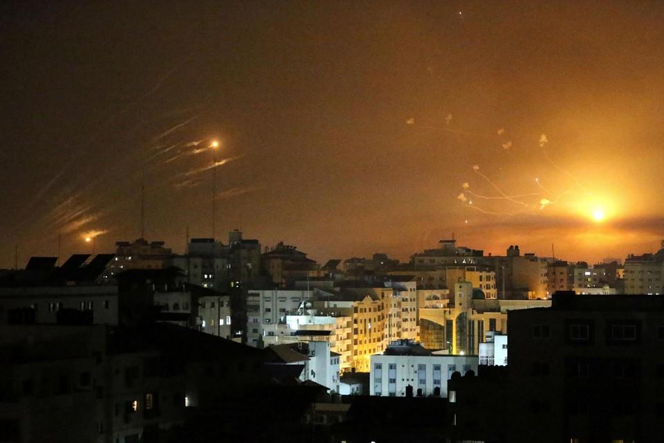 De voorbije dagen werden duizenden raketten afgevuurd vanuit Israël richting Gazastrook en andersom.