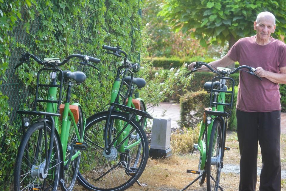 De stad gaat opnieuw de markt op omdat ook nieuwe concepten met verschillende soorten fietsen mogelijk zijn.