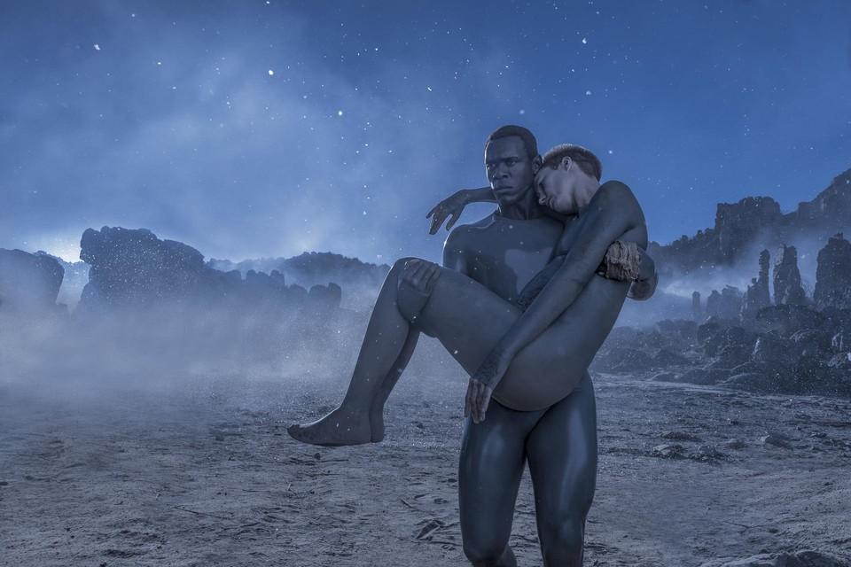 'Raised By Wolves', de nieuwe scifireeks van Ridley Scott.