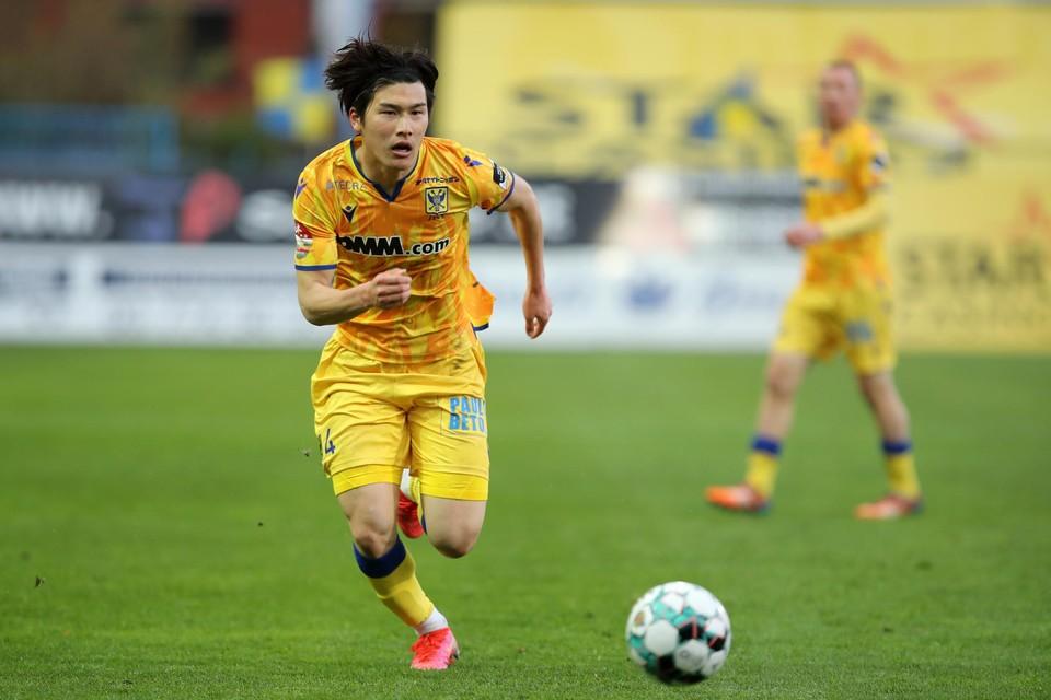 Daiki Hashioka.