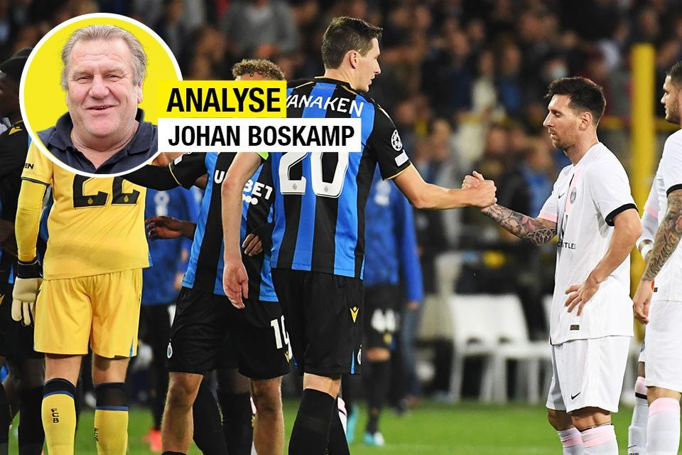 Vanaken meets Messi.