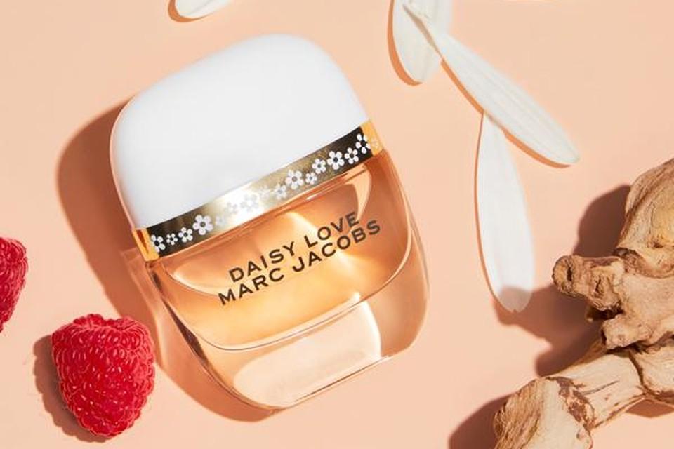 Parfum die doet hunkeren naar de lente - Daisy love van Marc Jacobs - 29,96 euro via Iciparisxl.be