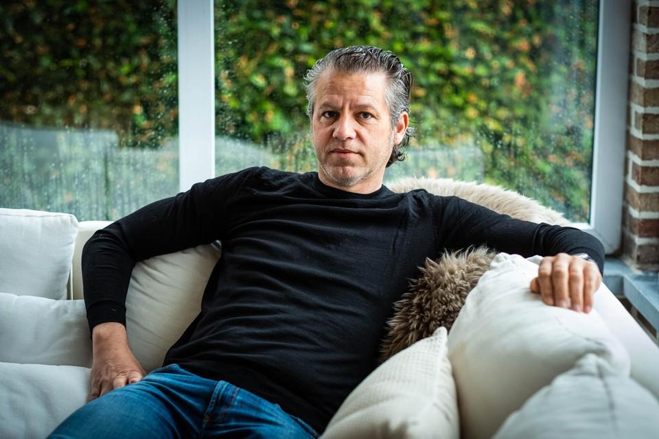 Bart Vanhoudt: naast sportief en technisch directeur nu ook coach bij KVK Tienen.