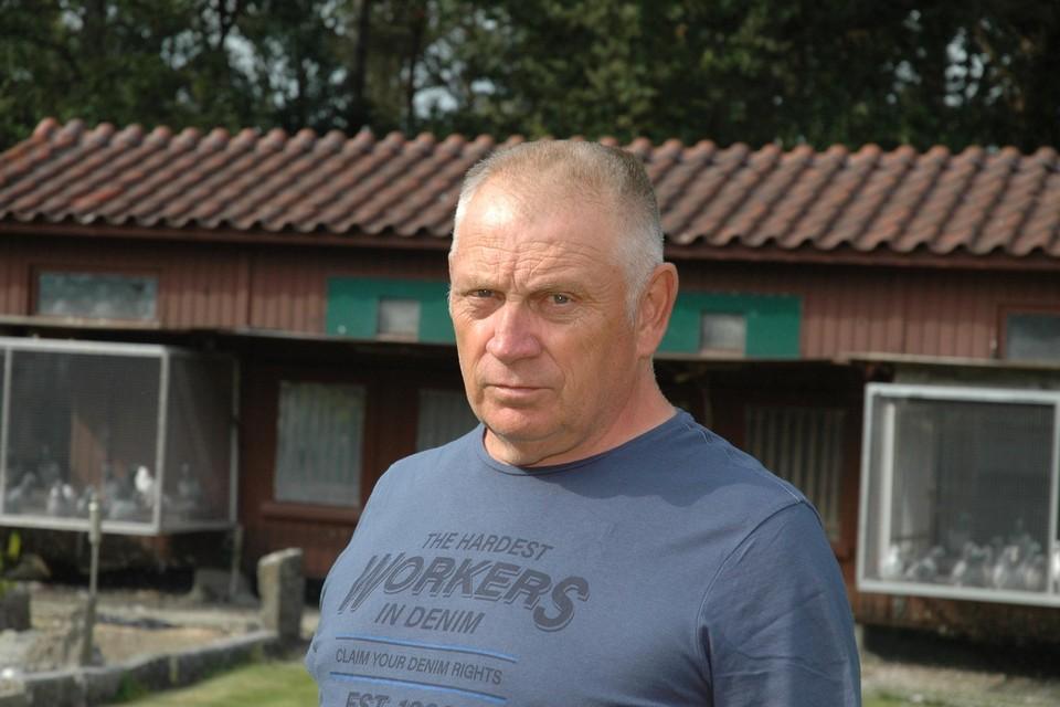 Piet Van Meeuwen.
