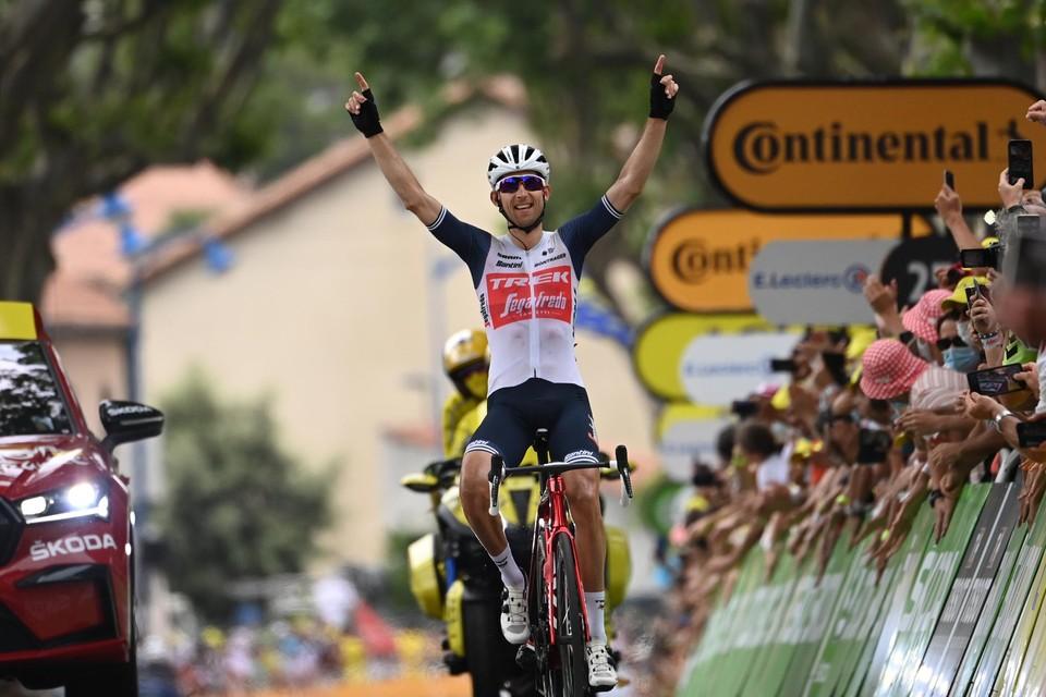 Ritwinnaar van zaterdag, Bauke Mollema, is de enige renner in deze Tour die zonder vermogensmeter op zijn stuur rondrijdt.