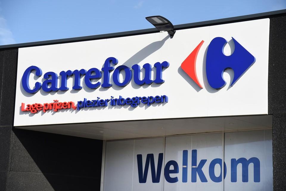 De supermarktketen Carrefour heeft na twintig jaar de domeinnaam carrefour.be in handen