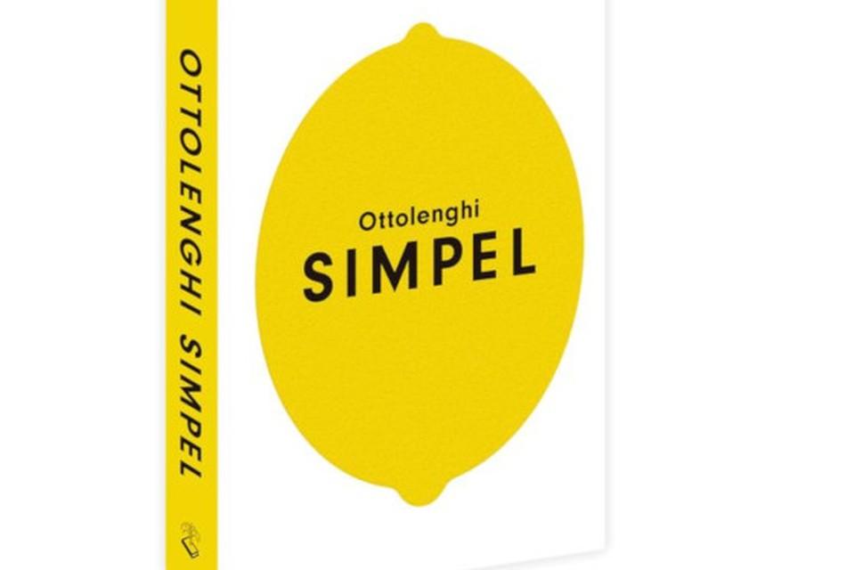 Kookboek 'Simpel' van Ottolenghi - 29,99 euro - Standaard Boekhandel