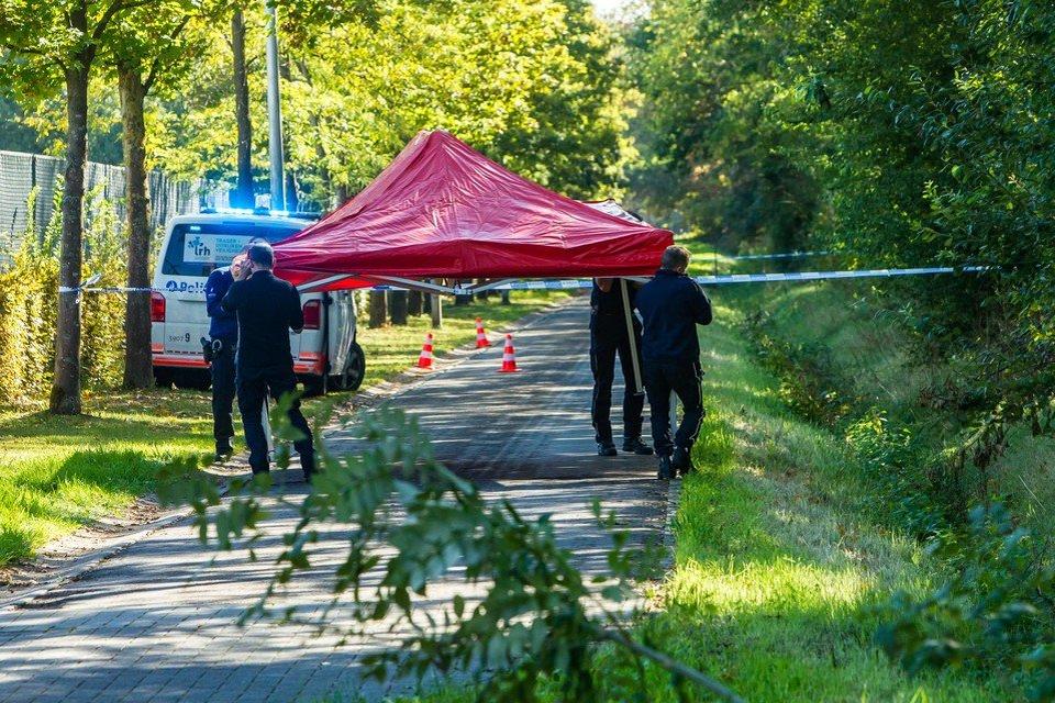 Het duo wordt ook verdacht van de moord op Johannes van Wordragen, die op deze plek werd teruggevonden in de Voogdijstraat in Hasselt.
