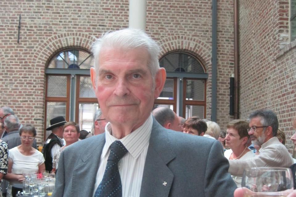 In 2017 vierde zowat half Bree het vijftigjarig priesterschap van Lode Delille.