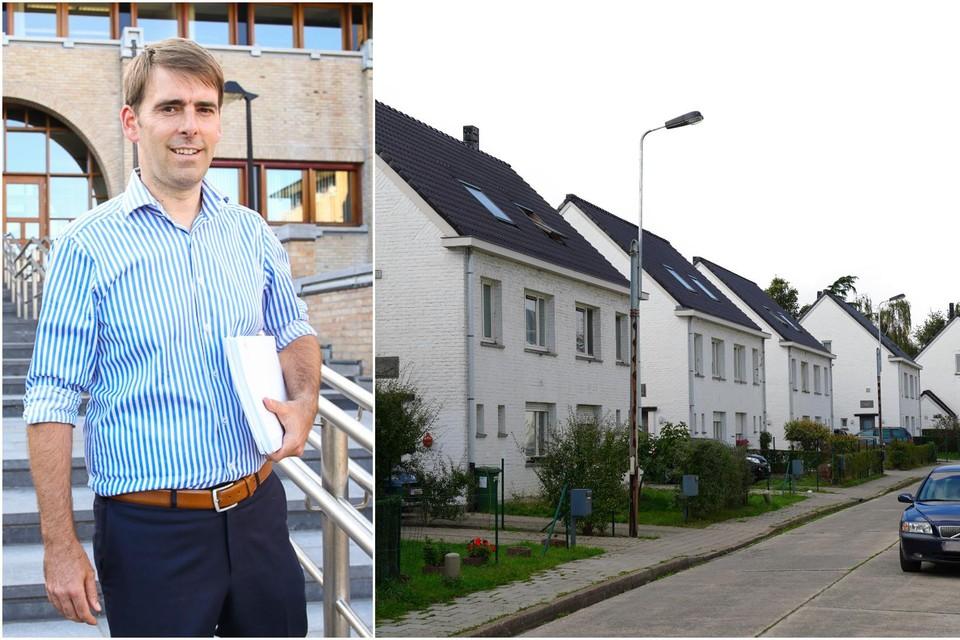 """Frederick Vandeput (Open Vld): """"Dit toont aan dat ze met minder geld méér kunnen investeren."""""""