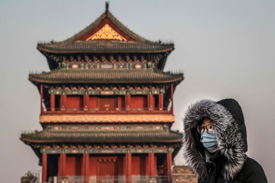 De steden Wuhan, Huanggang en Ezhou staan onder quarantaine, maar de schrik zit er in heel China goed in.
