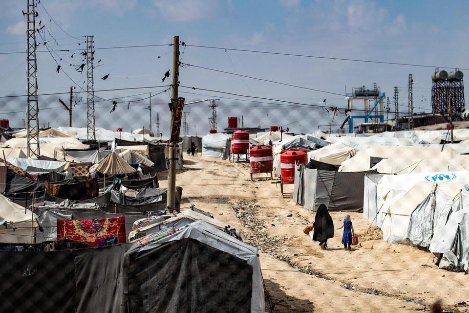 Kamp AL-Hol.