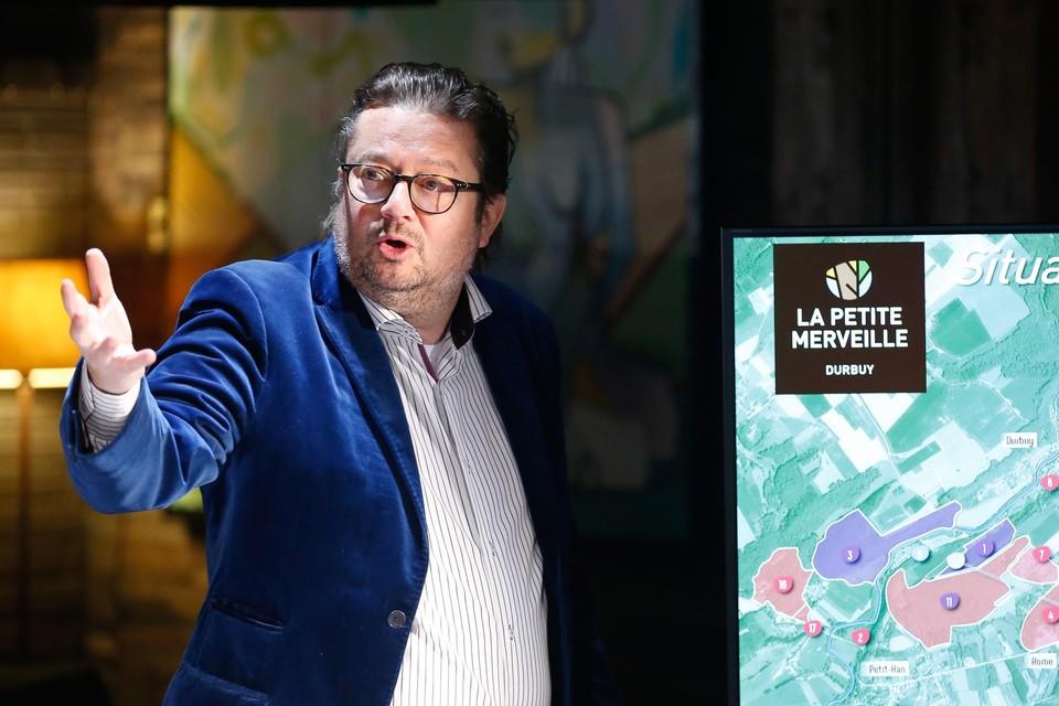In Durbuy trokken de vele restaurants en recreatieve parken vorig jaar extra Vlaamse kopers, in navolging van Marc Coucke.
