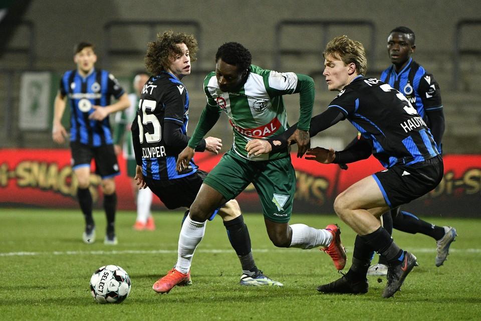De beloften van Club speelden afgelopen seizoen al in 1B, de reeks van Lommel.