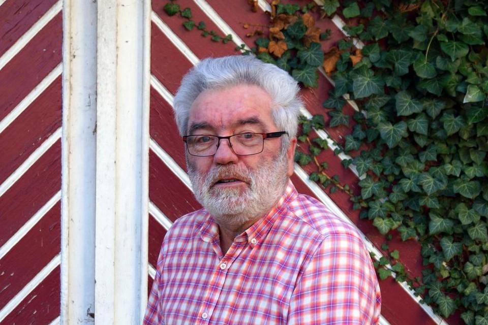 Vrijdag overleed schrijver-dichter Boudewijn Knevels (75) in 'zijn' Mettekoven.