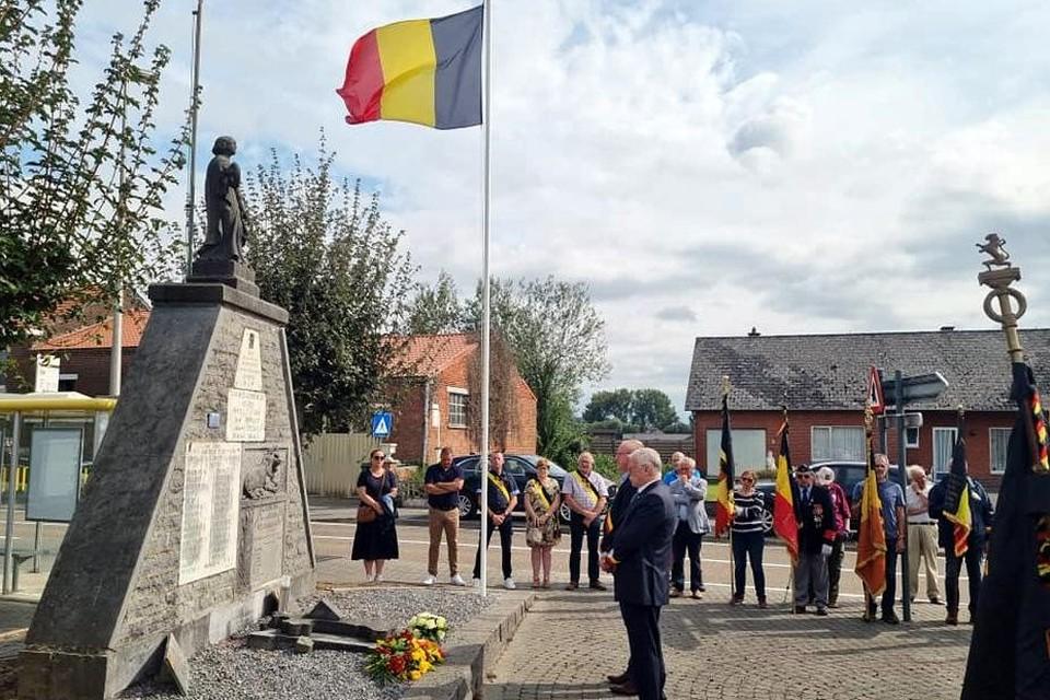 Donderdag 9 september vond de jaarlijkse herdenkingsplechtigheid plaats van de afdeling Otarie van het Geheim Leger.