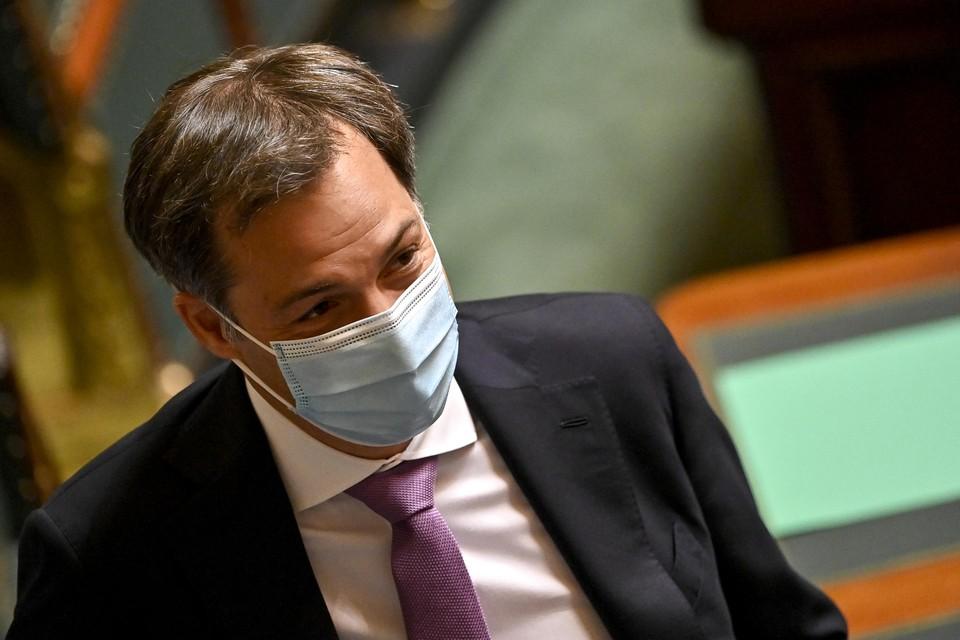 Premier Alexander De Croo heeft zijn uitnodiging ontvangen en wordt binnen 14 dagen gevaccineerd.
