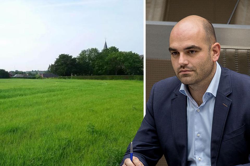 De aankoop van een lap grond achter de pastorie van Velm door schepen Engelbosch doet vragen rijzen bij de oppositie.