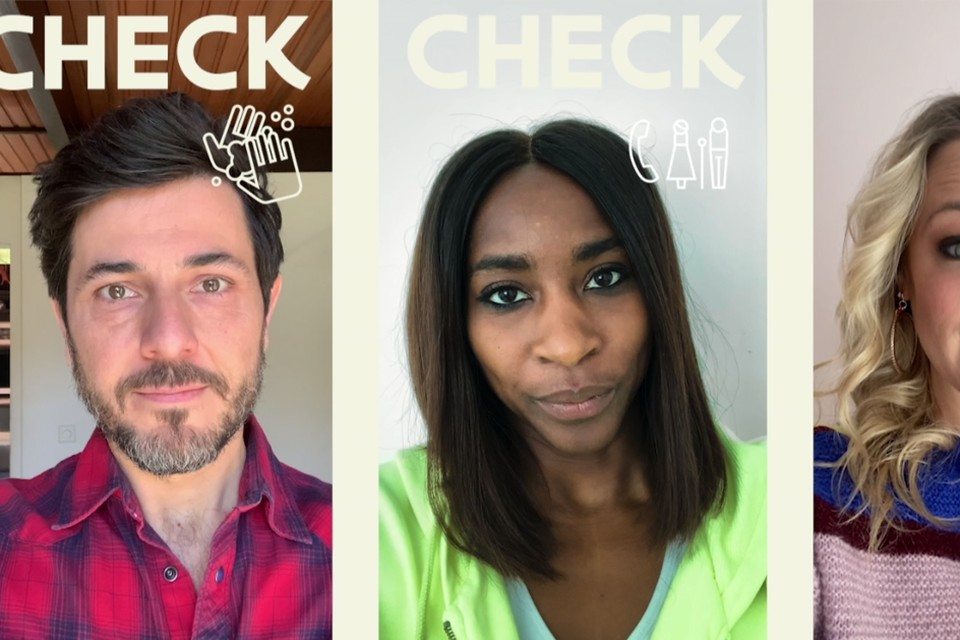 Onder meer Elodie Ouédraogo, Dieter Coppens en An Lemmens zetten hun schouders onder de campagne #ikredlevens.