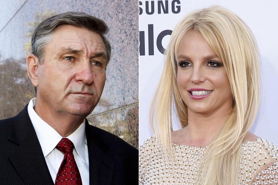 Jamie en Britney Spears