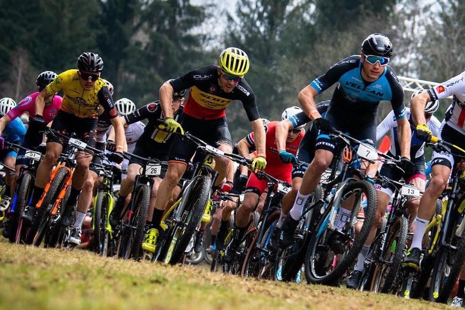 Belgisch kampioen Jens Schuermans neemt weer de start in de Wereldbeker.