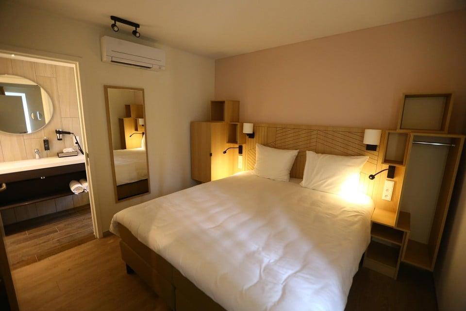 Veldeman mag de slaapinrichting voor de 250 luxueuze verblijven van Terhills Resort leveren.