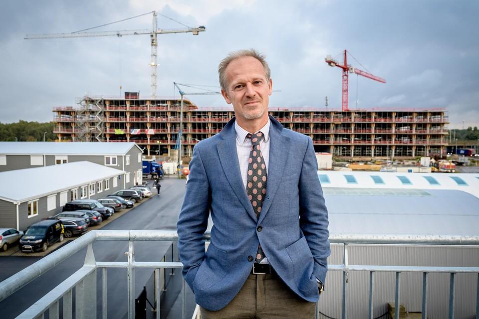CEO Luc Hellemans.
