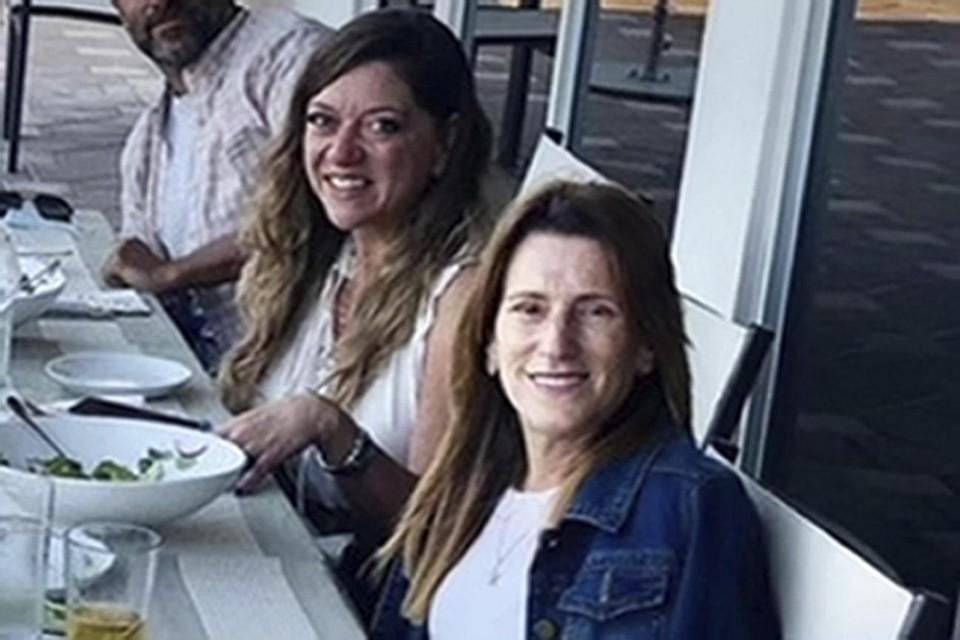 De 54-jarige Estelle Hedaya (links) is als laatste geïdentificeerd. Ook Linda March (rechts), een goede vriendin van haar, kwam om.
