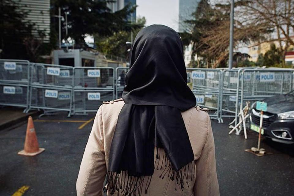 Een beeld uit The dissident.