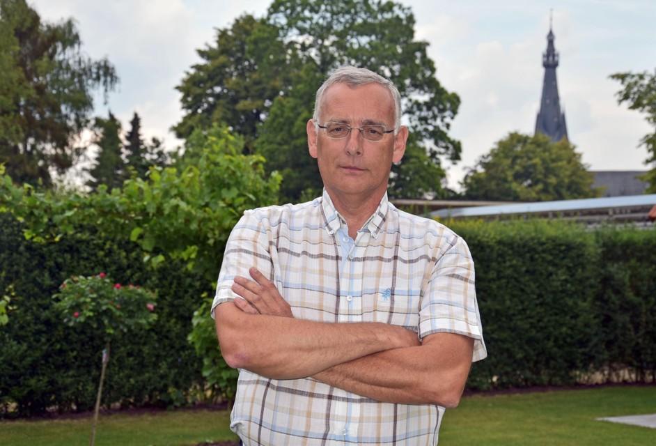 Burgemeester Rik Rijcken