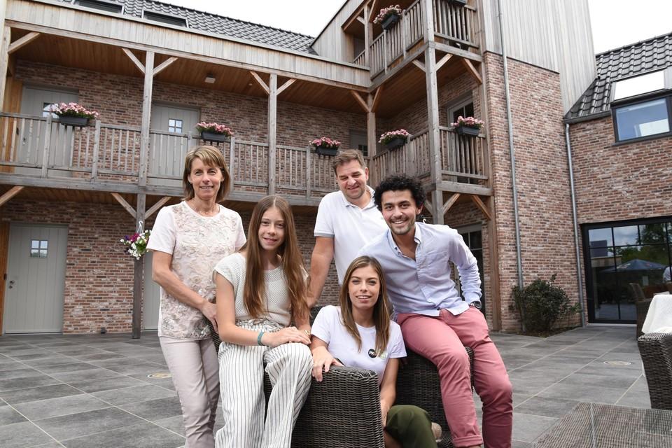 B&B Sasput in Hasselt is zo goed als volzet deze zomer.