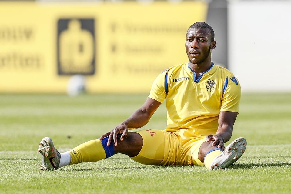 Aboubakary Koita is bezig aan een teleurstellend seizoen.