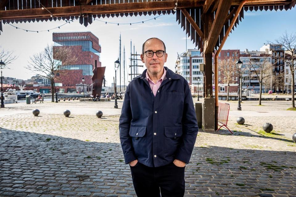 """Bart Stouten: """"Mijn verhaal als Klara-presentator mag dan ten einde lopen, er ligt voor mij nog veel werk op de plank."""""""