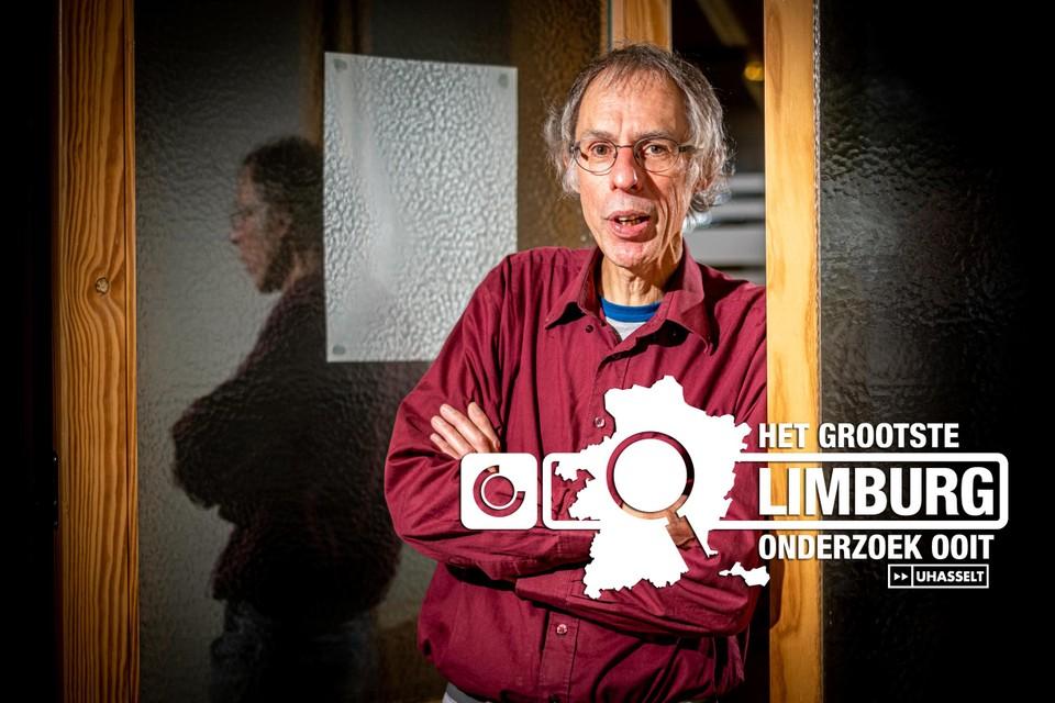 """Professor Eric Lancksweerdt (UHasselt): """"Door inwoners vroeg te betrekken, voelen mensen zich gehoord en hebben ze minder de neiging om de beslissing achteraf aan te vechten."""""""