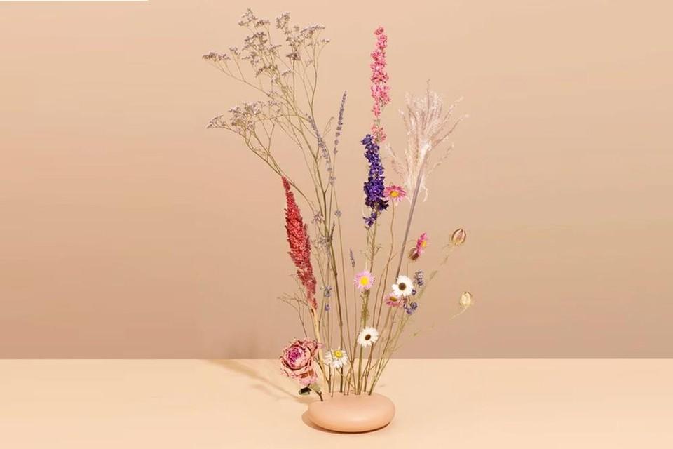 Droogbloemen 'Flowerstone' als eyecatcher - Bloomon - 34,95 euro