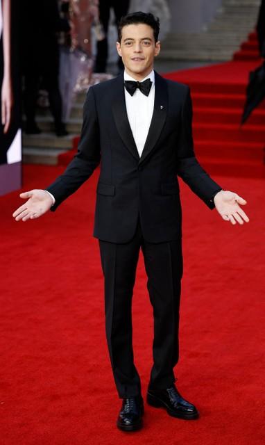 Acteur Rami Malek.